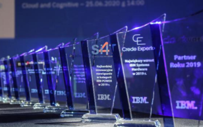 Incube among the winners of the IBM Business Partner Academy 2019